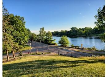 Lansing public park Frances Park