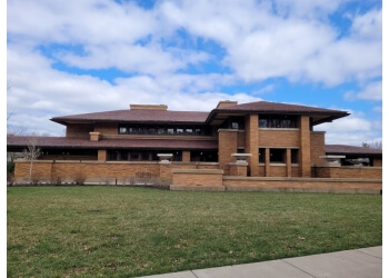 Buffalo landmark Frank Lloyd Wright's Martin House