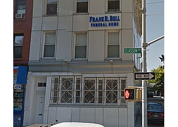 New York funeral home Frank R Bell Funeral Home