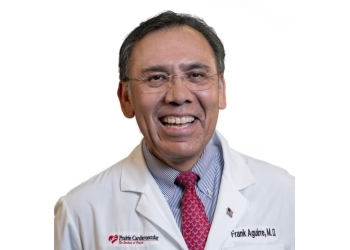Springfield cardiologist Frank V. Aguirre, MD