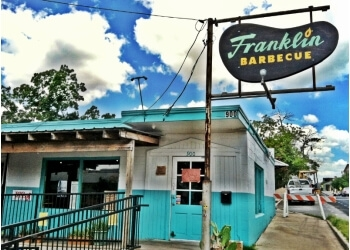 Austin barbecue restaurant Franklin Barbecue