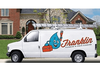 Columbia plumber Franklin Plumbing & Drain Cleaning Co.