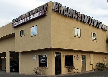 Henderson auto body shop Frank's Auto Body