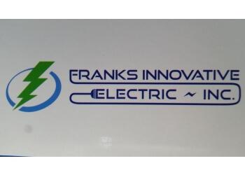 Riverside electrician Franks Innovative Electric Inc.
