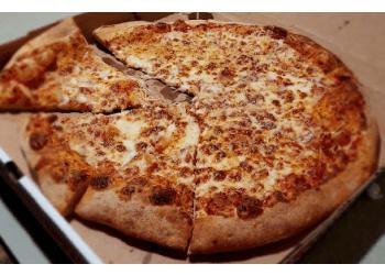 Houston pizza place Frank's Pizza