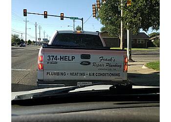 Amarillo plumber Frank's Repair Plumbing, Inc
