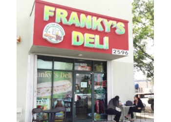 Hialeah sandwich shop Franky's Deli Warehouse