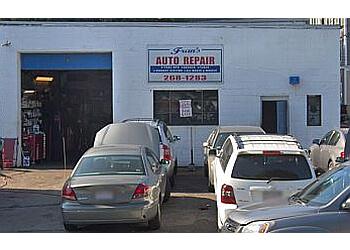 Boston car repair shop Fran's Auto Repair