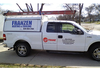 Aurora hvac service Franzen Heating & Cooling