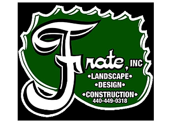 Cleveland landscaping company Frate Landscaping Inc