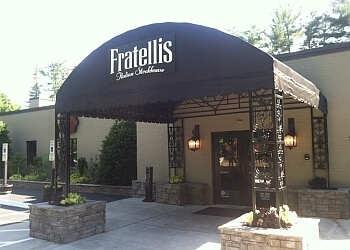 Winston Salem steak house Fratelli's Italian Steakhouse