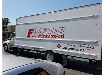 Stockton moving company Frazier Moving & Delivery