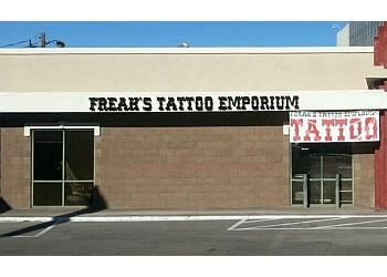 Henderson tattoo shop Freak's Tattoo EMPORIUM
