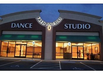 Las Vegas dance school Fred Astaire