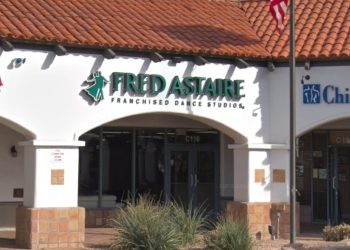 Scottsdale dance school Fred Astaire Dance Studio