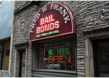 Baltimore bail bond Fred Frank Bail Bonds