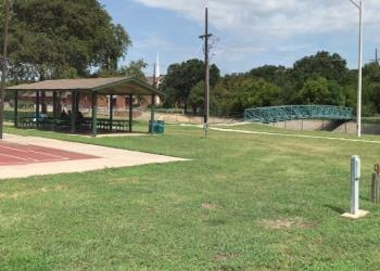 Denton public park Fred Moore Park