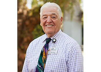 Concord primary care physician Fred Von Stieff, MD, MBA