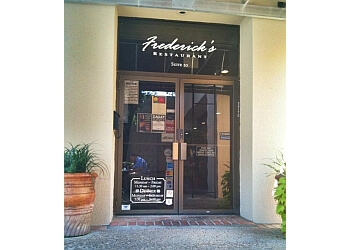 San Antonio french cuisine Frederick's Restaurant