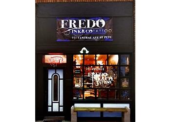 St Petersburg tattoo shop Fredo Ink & Co.