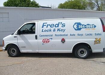 Cedar Rapids locksmith Fred's Lock & Key