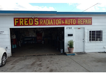 Waco car repair shop Fred's Radiator & Auto Repair