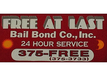 Little Rock bail bond Free At Last Bail Bond Co. Inc