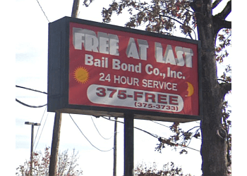 Little Rock bail bond Free At Last Bail Bond Co., Inc
