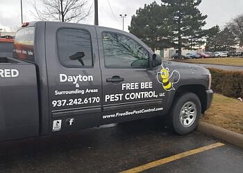 Dayton pest control company Free Bee Pest Control LLC