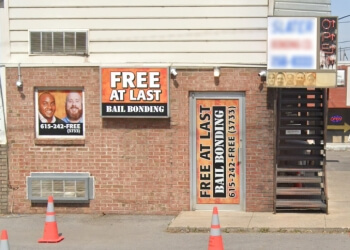 Nashville bail bond Free at Last Bail Bonding