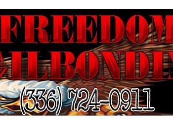 Winston Salem bail bond Freedom Bail Bonds Inc