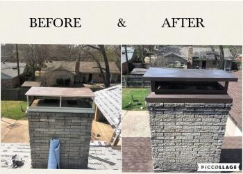Irving chimney sweep Freedom Chimney & Fireplace
