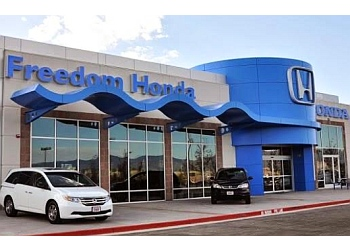 Colorado Springs car dealership Freedom Honda