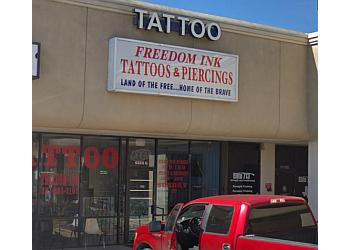 Pasadena tattoo shop Freedom Ink