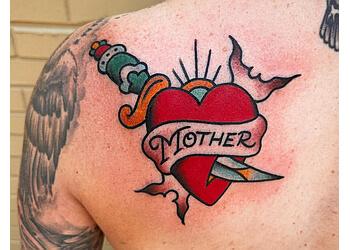 Peoria tattoo shop Freedom Ink Tattoos