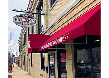 Peoria tattoo shop Freedom Ink Tattoos