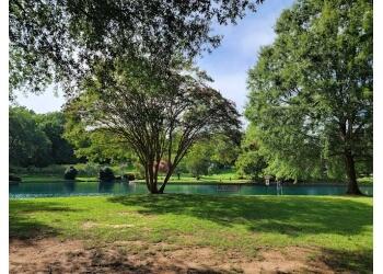 Charlotte public park Freedom Park