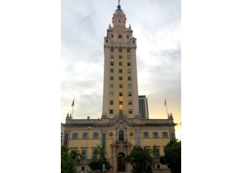 Miami landmark Freedom Tower