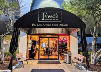 Dallas furniture store Freed's Furniture