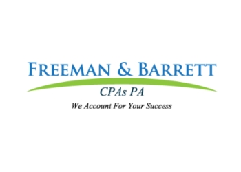 Fayetteville accounting firm Freeman & Barrett CPAs PA