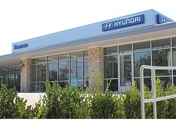 Irving car dealership Freeman Hyundai