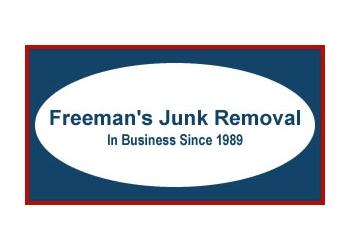 St Louis junk removal Freeman Junk Removal