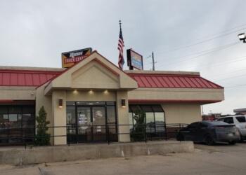 Tulsa cafe Freeway Cafe