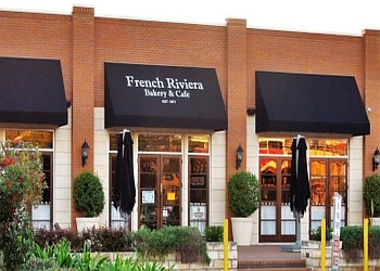Houston bakery French Riviera Bakery & Cafe