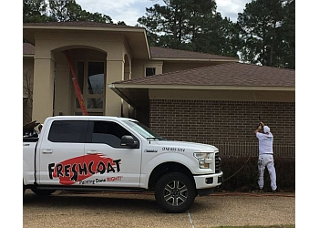Shreveport painter Fresh Coat Painters
