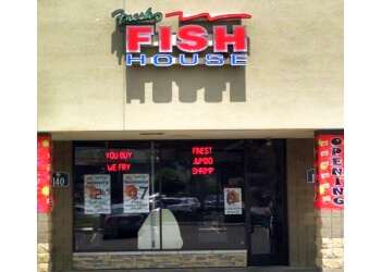 Sterling Heights seafood restaurant Fresh Fish House