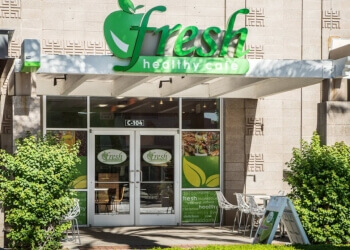 Glendale juice bar Fresh Healthy Cafe