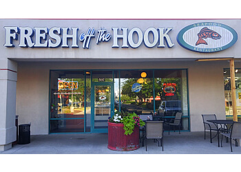 Boise City seafood restaurant Fresh Off The Hook