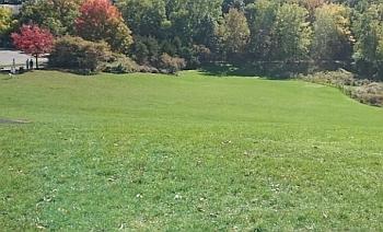 Boston golf course Fresh Pond Golf Course