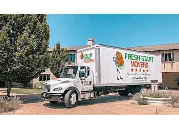 Santa Rosa moving company Fresh Start Movers